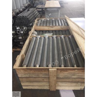 Изготовление оребренных труб для атомной станции в Армении.