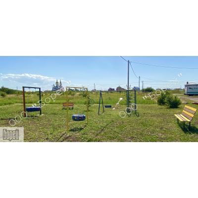 Строительство детской площадки в Краснодаре