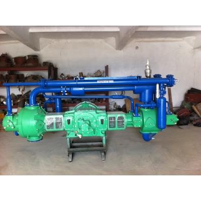 Компрессор 2ГМ2,5-6,7/6-200 С поршневой кислородный без масляный с воздушным охлаждением.