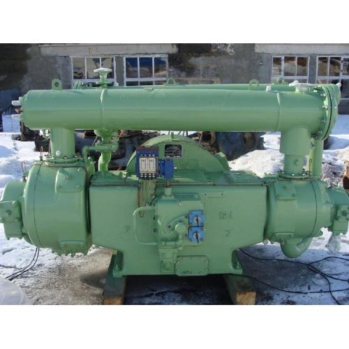 Поршневой компрессор 2ВМ4-24/9C