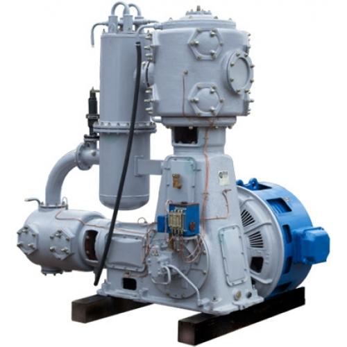 Углекислотная установка УВЖС-2