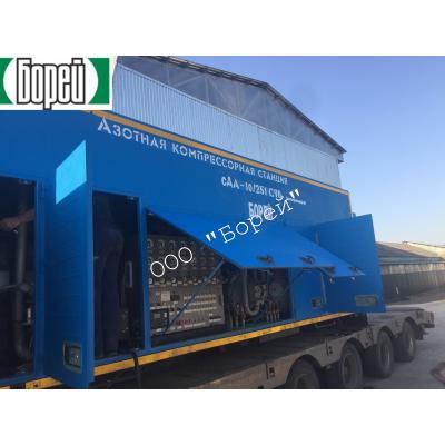 Промышленное компрессорное оборудование с доставкой по России