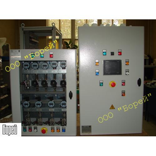 Компания «Борей» изготавливает широкий выбор автоматики для компрессорного оборудования.